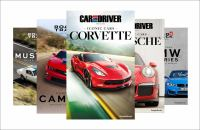 Iconic Cars (5-Book Bundle)