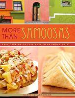 More Than Samoosas