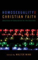 Homosexuality and Christian Faith