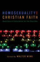 Homosexuality and Christian Faith