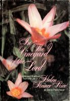 In the Vineyard of the Lord
