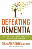 Defeating Dementia