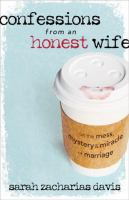 Confessions From An Honest Wife
