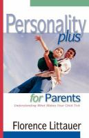 Personality Plus for Parents