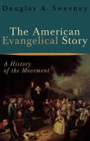 The American Evangelical Story