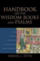 Handbook on the Wisdom Books and Psalms