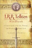 The J.R.R. Tolkien Handbook