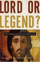 Lord or Legend?