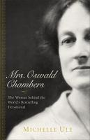 Mrs. Oswald Chambers