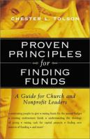 Proven Principles for Finding Funds