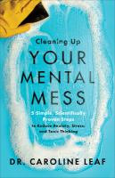 Cover of Cleaning up your Mental Mess
