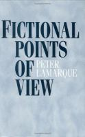 Fictional Points of View