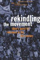 Rekindling the Movement