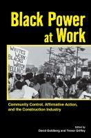 Black Power at Work