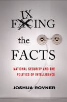 Fixing the Facts