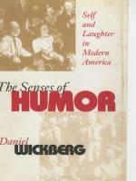 Senses of Humor