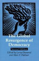 The Global Resurgence of Democracy