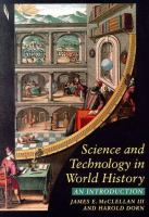 Science and Technology in World History