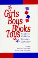 Girls, Boys, Books, Toys