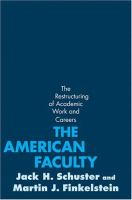 The American Faculty