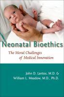 Neonatal Bioethics