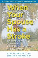When your Spouse Has A Stroke