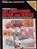 Chilton's Guide to Air Conditioning Repair and Service