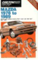 Chilton Book Company Repair Manual, Mazda, 1978-89