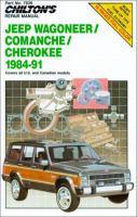 Chilton's Repair Manual