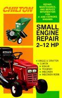 Chilton Small Engine Repair