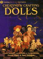 Creating & Crafting Dolls
