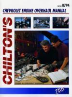 Chilton's General Motors Chevrolet V8 Engine Rebuilding Manual