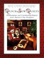 Quick-sew Quilts