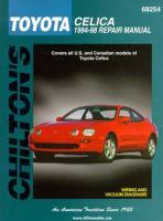 Chilton's Toyota Celica