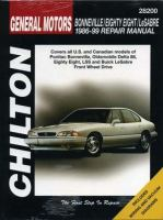 Chilton's General Motors Bonneville, Eighty-eight, LeSabre