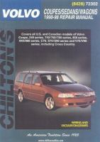 Chilton's Volvo Coupes/sedans/wagons 1990-98 Repair Manual