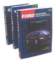 Chilton's General Motors DeVille/Fleetwood/Eldorado/Seville 1990-98 Repair Manual