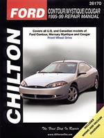 Chilton's Ford Contour/Mystique/Cougar
