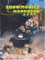 Chilton's Snowmobile Handbook