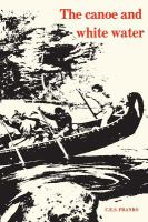 The Canoe and White Water