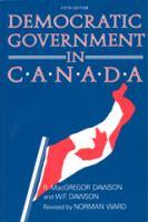 Democratic Government in Canada