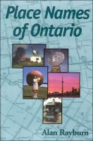 Place Names of Ontario