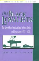 The Black Loyalists