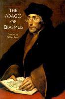 The Adages of Erasmus