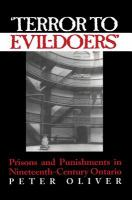 `Terror to Evil-doers'