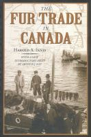 The Fur Trade in Canada