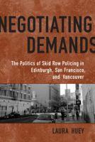 Negotiating Demands