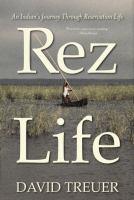 Rez Life [GRPL Book Club]