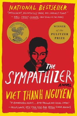 The Sympathizer by Viet Thanh Nguyen cover