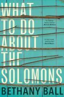 What to Do About the Solomons